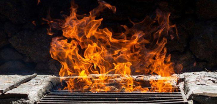 allumer barbecue
